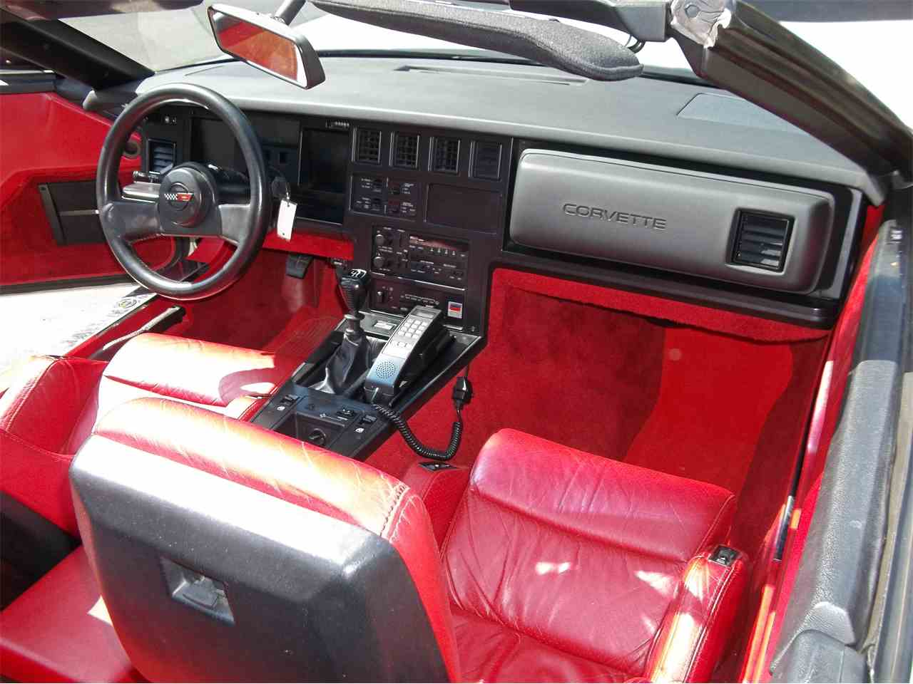 Large Picture of '86 Chevrolet Corvette - $12,500.00 Offered by a Private Seller - M2OX