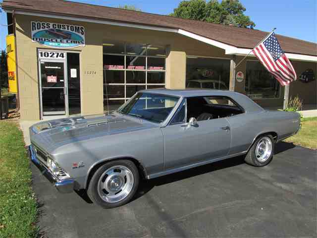 Picture of 1966 Chevrolet Chevelle SS located in MICHIGAN - $39,900.00 Offered by Ross Custom Muscle Cars LLC - M2OY