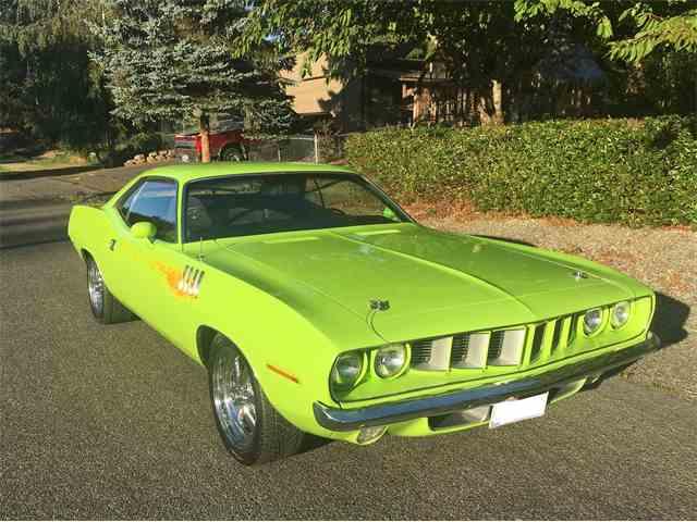 1971 Plymouth Cuda | 1029924