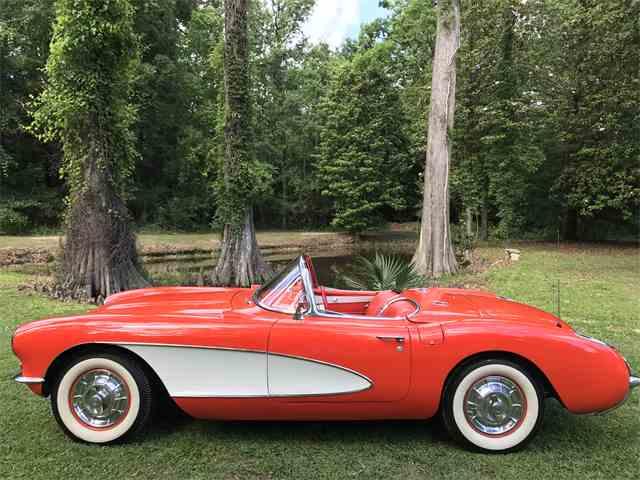 1957 Chevrolet Corvette | 1029926