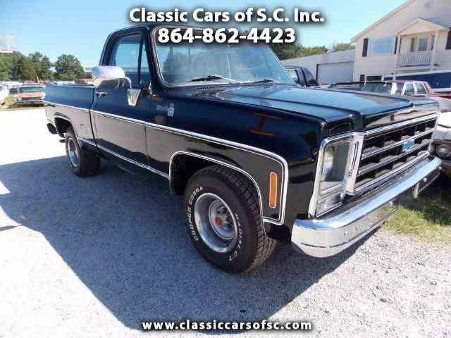 1979 Chevrolet C10   1029932