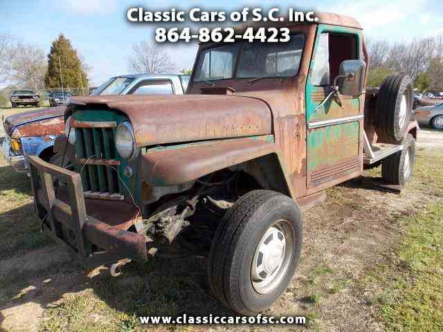 1960 Willys 2-Dr Coupe | 1029934