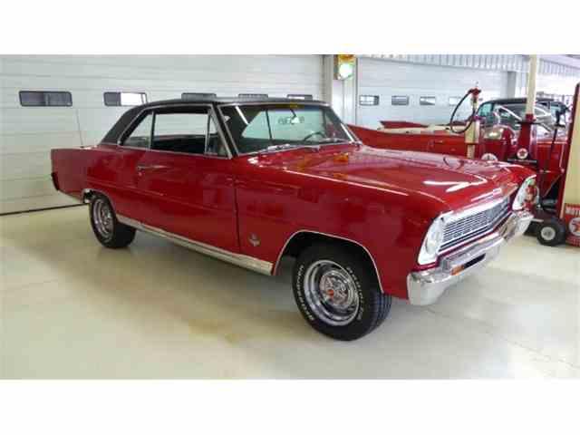 1966 Chevrolet Chevy II Nova SS | 1029956