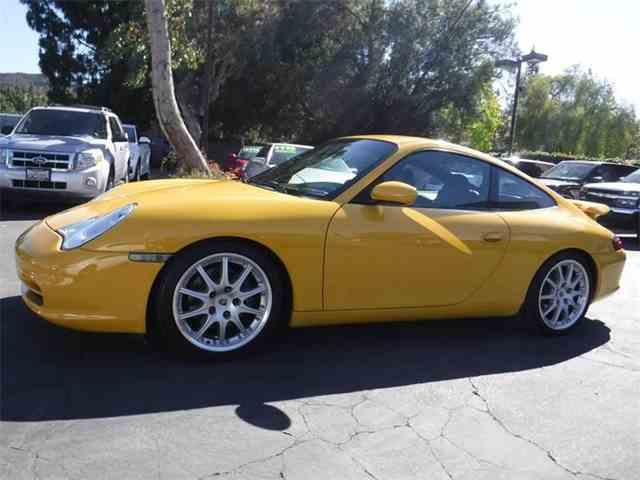 2002 Porsche 911 | 1029961