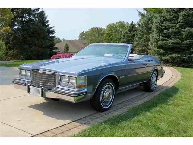 1983 Cadillac Seville | 1029973