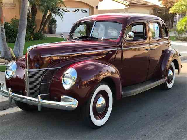 1940 Ford Deluxe | 1029975