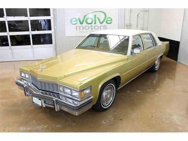 1977 Cadillac DeVille | 1020998