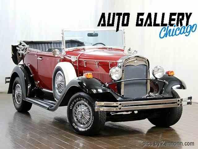 1932 Ford Phaeton | 1029985