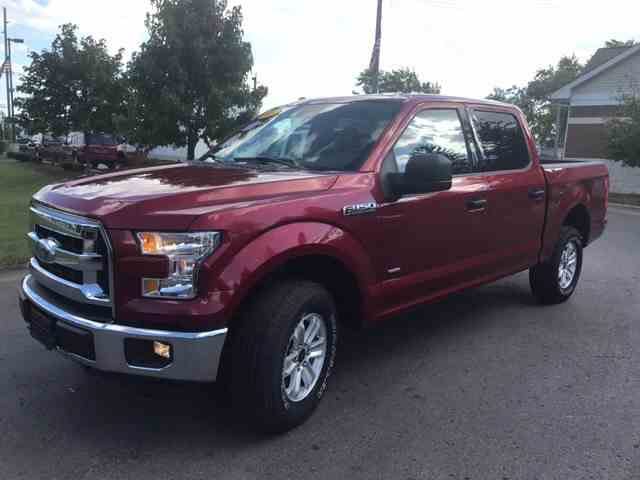 2015 Ford F150   1029996