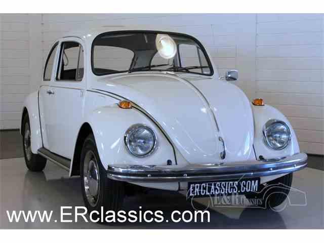 1973 Volkswagen Beetle | 1030001