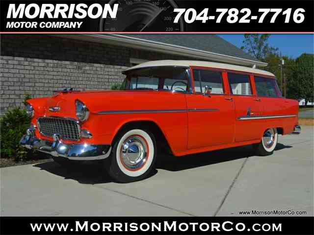 1955 Chevrolet Bel Air Wagon | 1031004