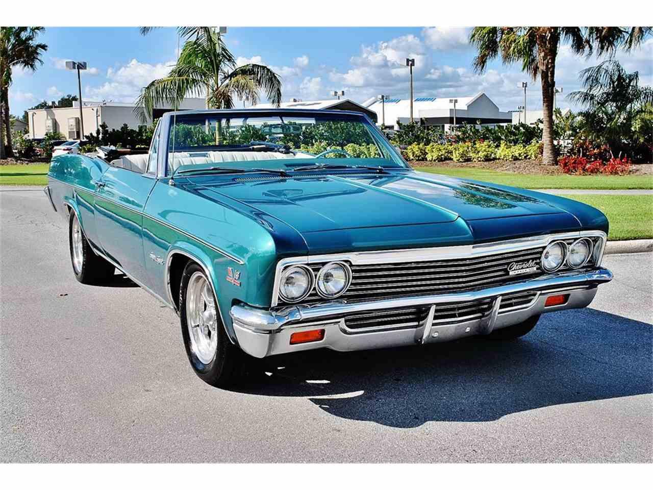 Impala 1966 chevrolet impala : 1966 Chevrolet Impala for Sale   ClassicCars.com   CC-1031009