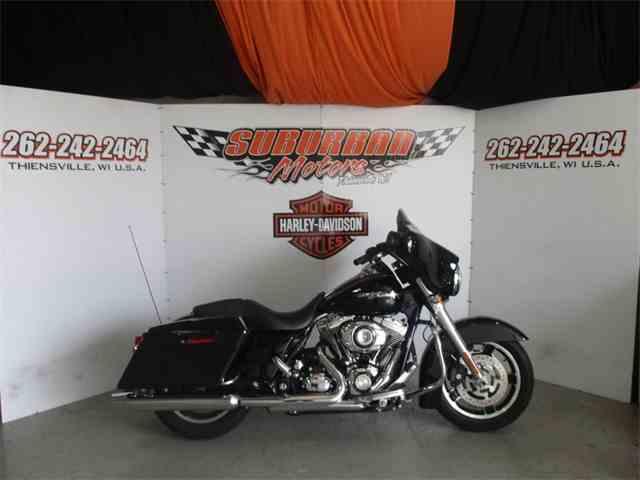 2009 Harley-Davidson® FLHX - Street Glide® | 1031013