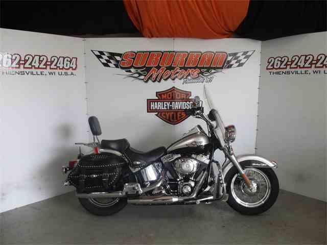 2003 Harley-Davidson® FLSTC - Softail® Heritage Classic | 1031020