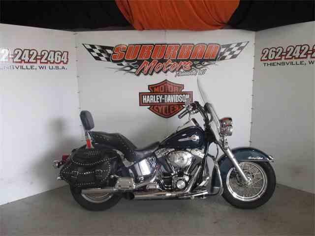 2004 Harley-Davidson® FLSTC | 1031022