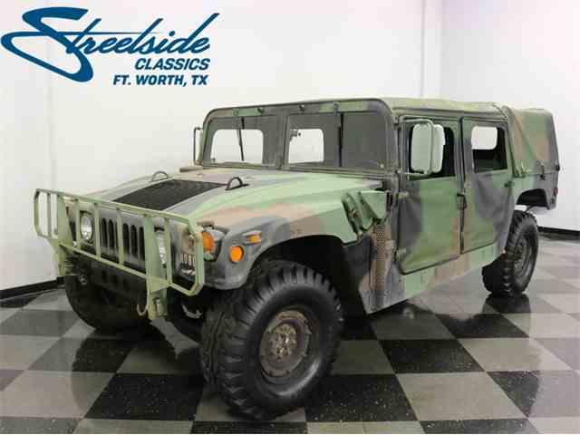 1989 AM General H1 Humvee | 1031033