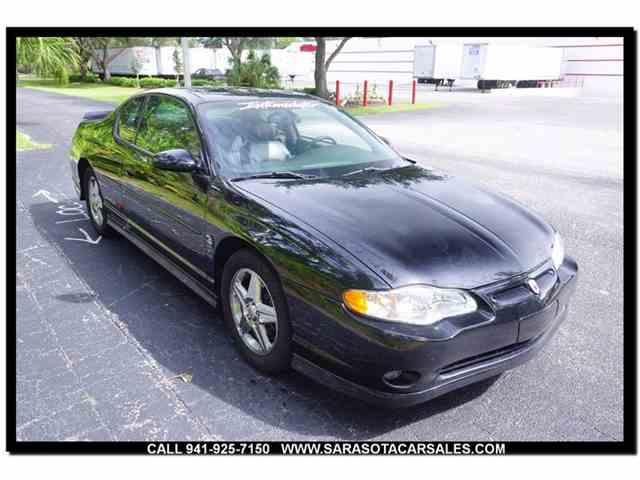 2004 Chevrolet Monte Carlo | 1031037