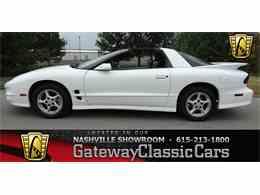 1998 Pontiac Firebird for Sale - CC-1030104
