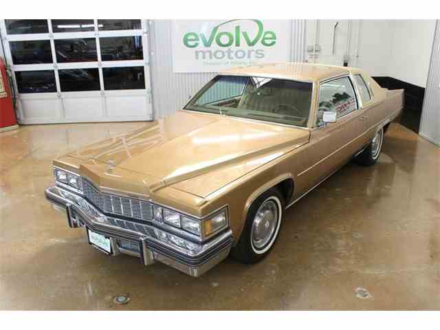 1977 Cadillac DeVille | 1031044