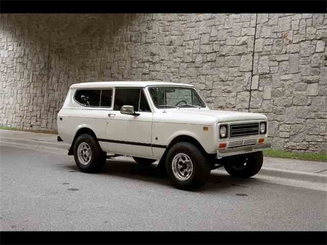 1979 International Harvester Scout II | 1031046