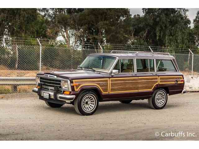 Picture of '87 Grand Wagoneer - M3K7