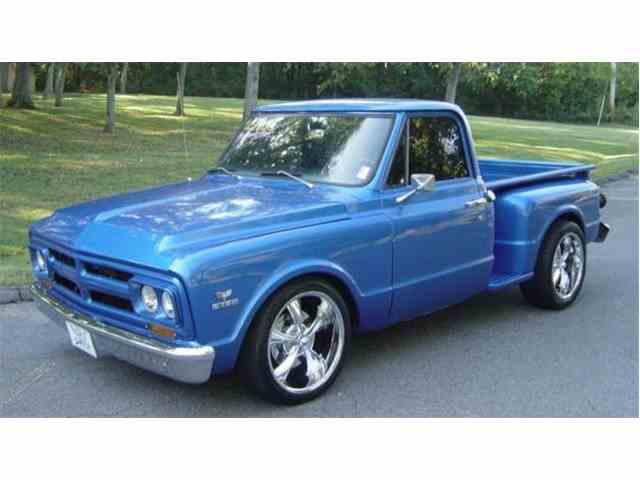 1967 Chevrolet C10 | 1031058