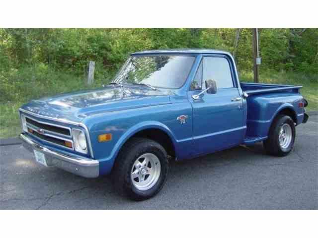 1968 Chevrolet C10 | 1031061