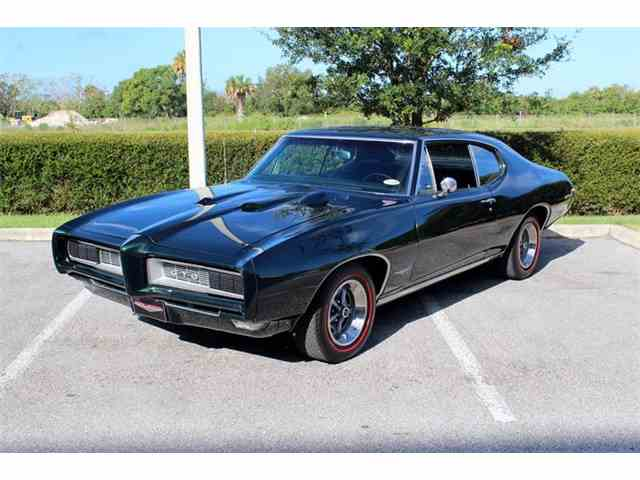 1968 Pontiac GTO | 1031062