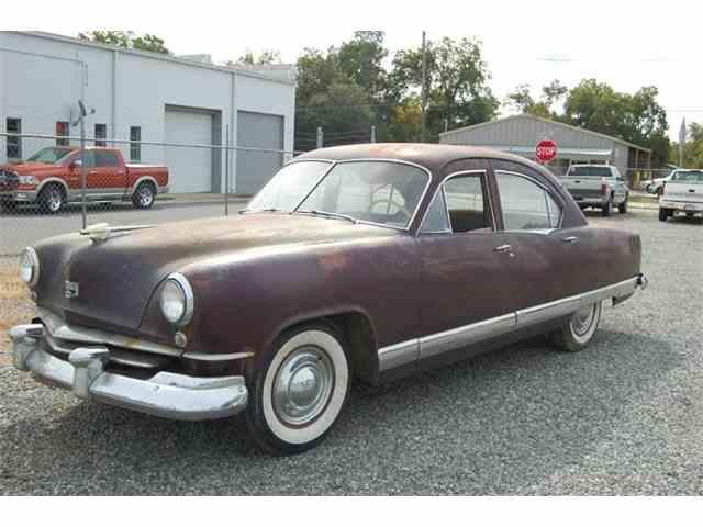 1951 Kaiser Deluxe 4 Door Sedan | 1031063