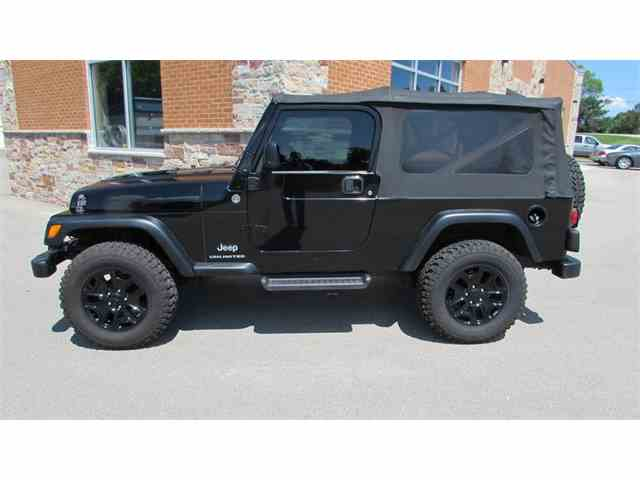 2005 Jeep Wrangler   1031067