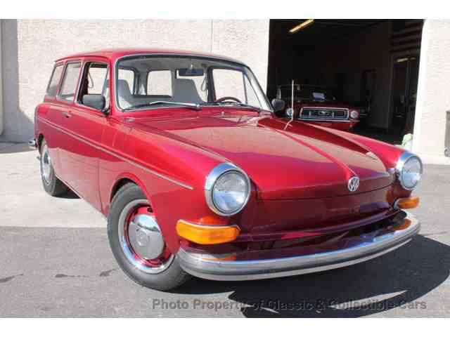 1972 Volkswagen Type 3 | 1031068