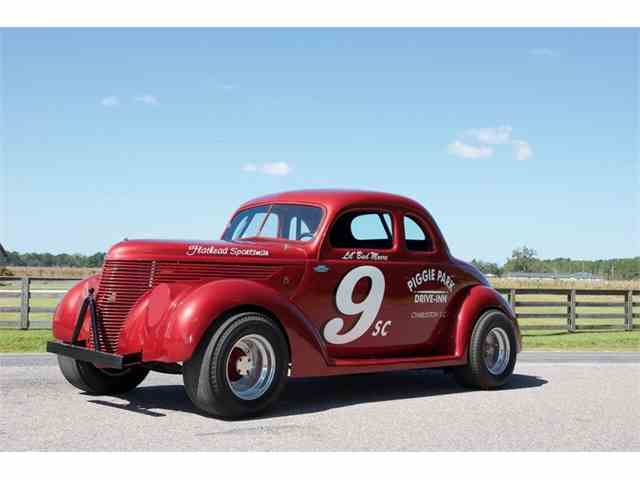 1939 Ford Race Car | 1030110 & Classic Ford Race Car for Sale on ClassicCars.com - 7 Available markmcfarlin.com