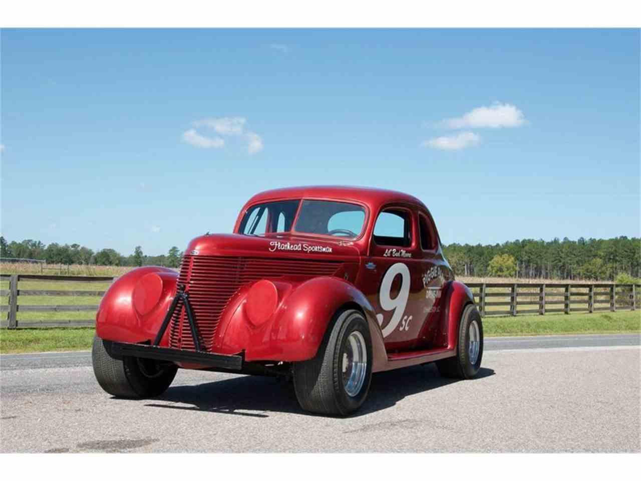 Classic Car Inspections by Classic Car Experts & 1939 Ford Race Car for Sale | ClassicCars.com | CC-1030110 markmcfarlin.com