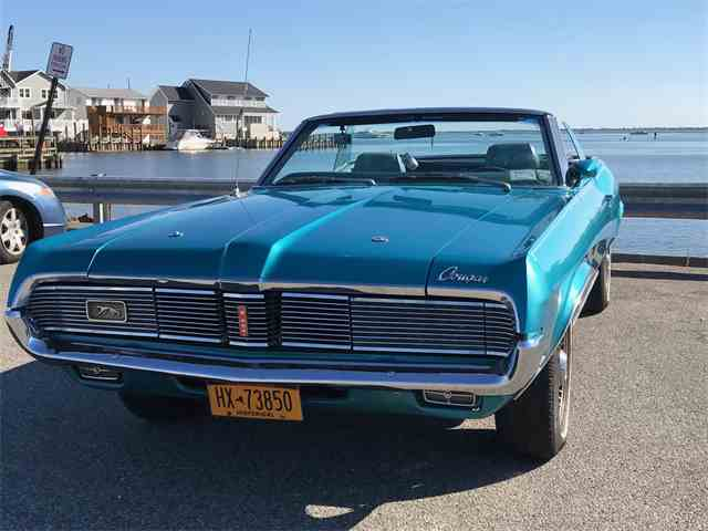 1969 Mercury Cougar XR7 | 1031105