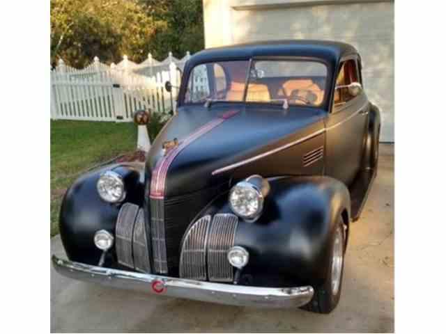 1939 Pontiac Silver Streak | 1031108