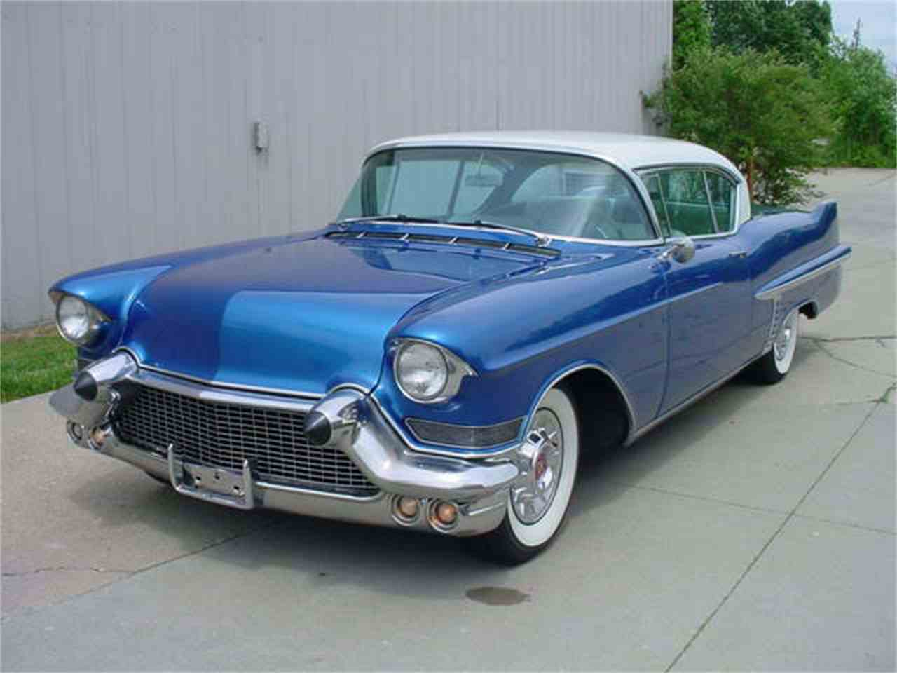 1956 cadillac deville for sale on classiccars com 9 - 1957 Cadillac Coupe Deville 1031114