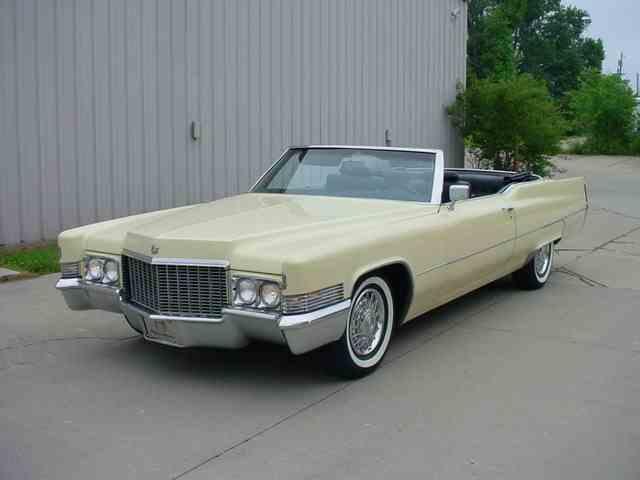1970 Cadillac DeVille | 1031121