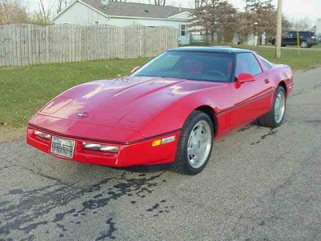 1989 Chevrolet Corvette | 1031123