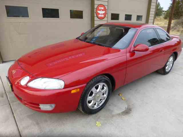 1995 Lexus SC400 | 1031124