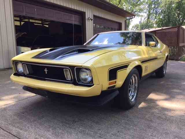 1973 Ford Mustang | 1031131