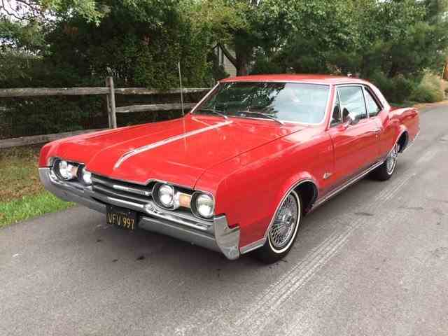 1967 Oldsmobile Cutlass Supreme | 1031135