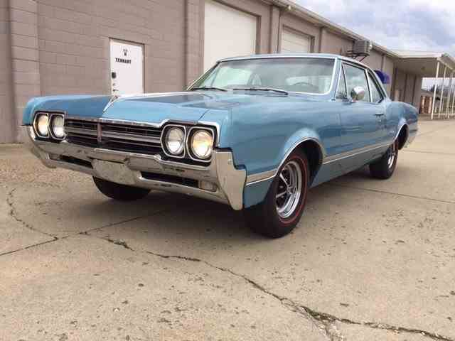 1966 Oldsmobile Cutlass | 1031136