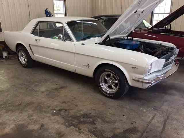 1965 Ford Mustang | 1031139