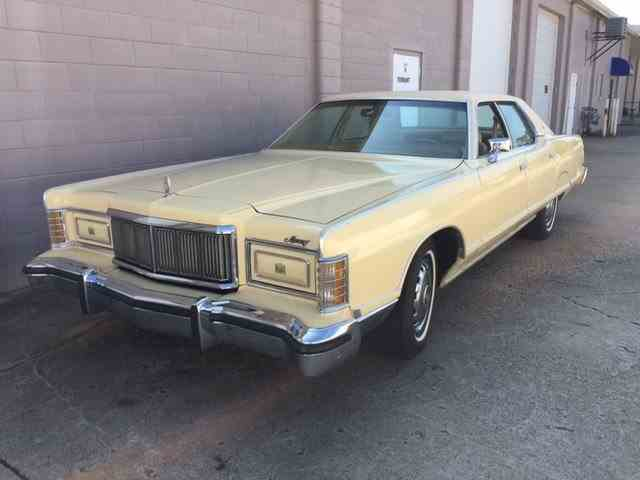 1978 Mercury Grand Marquis | 1031142