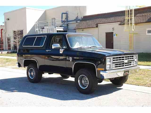 1985 Chevrolet Blazer | 1031144