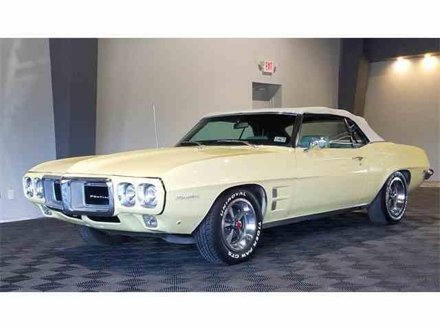 1969 Pontiac Firebird | 1031150