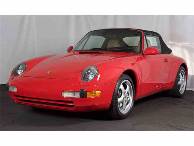 Picture of '97 Porsche 993 located in CALIFORNIA - $44,500.00 - M3ND
