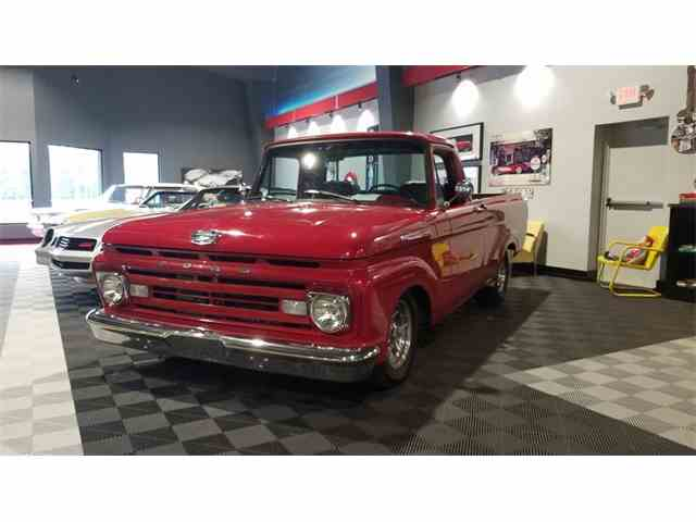 1961 Ford F100 | 1031163