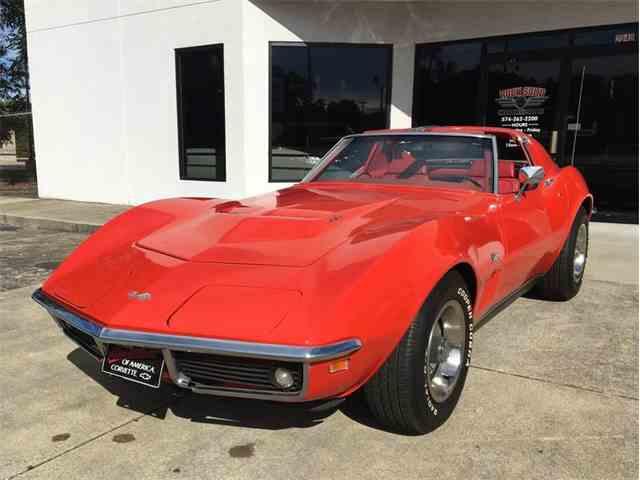 1969 Chevrolet Corvette | 1031164