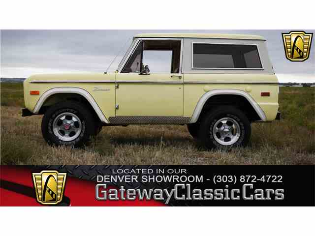 1974 Ford Bronco | 1030117